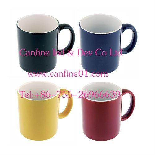110oz Sublimation Blank Straight Body White Printable Mugs