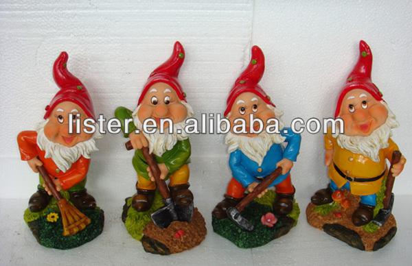 Handmade Wholesale Garden Gnomes,Solar Garden Gnomes,Custom Gnomes