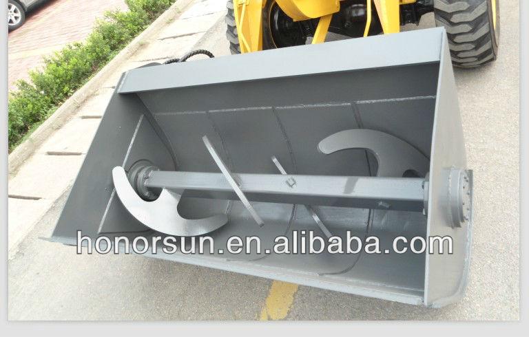 Hydraulic Concrete Mixing Bucket Cement Mixer Bucket Self
