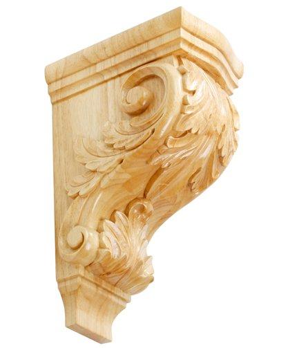 Decorative Corbel decorative modern hand carved exquisite solid wood sculpture