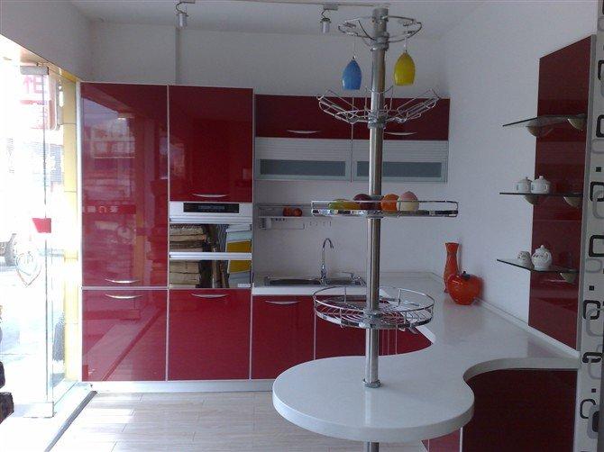 Kitchen furniture acrylic mdf kitchen cabinet kitchen for Acrylic sheet for kitchen cabinets