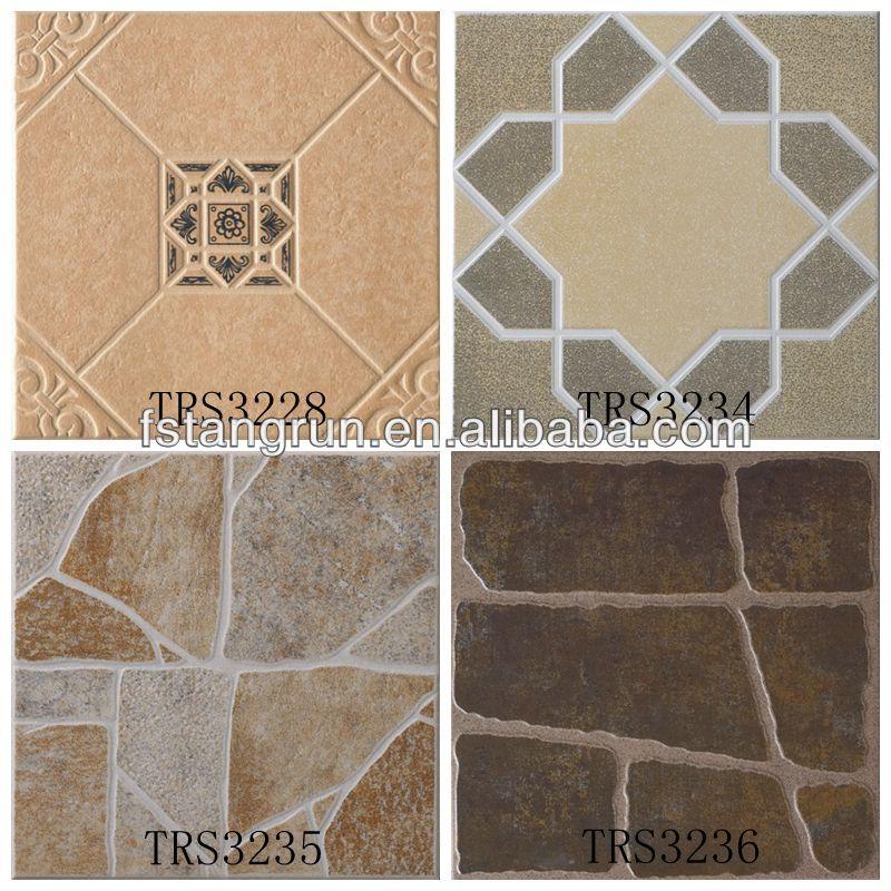 12x12 anti slip ceramic cheap bathroom tile designs buy for Bathroom designs 12x12