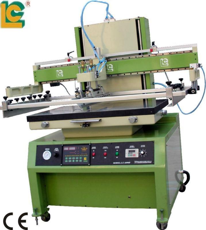 Bottle screen printing machine buy bottle date printing for Screen printing machine for t shirts for sale