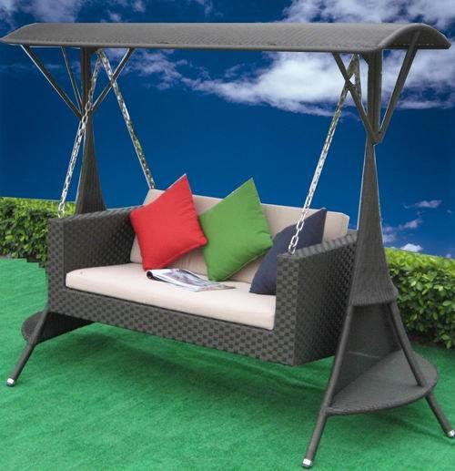 garden furniture swing seats