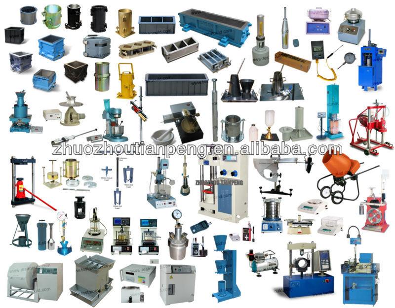 Materials Testing Laboratory Equipment Materials Testing