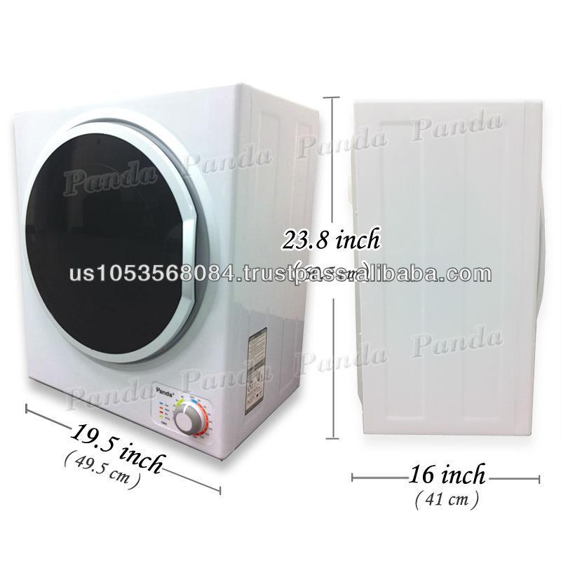 panda compact mini clothes dryer 1 5 cu ft buy panda. Black Bedroom Furniture Sets. Home Design Ideas