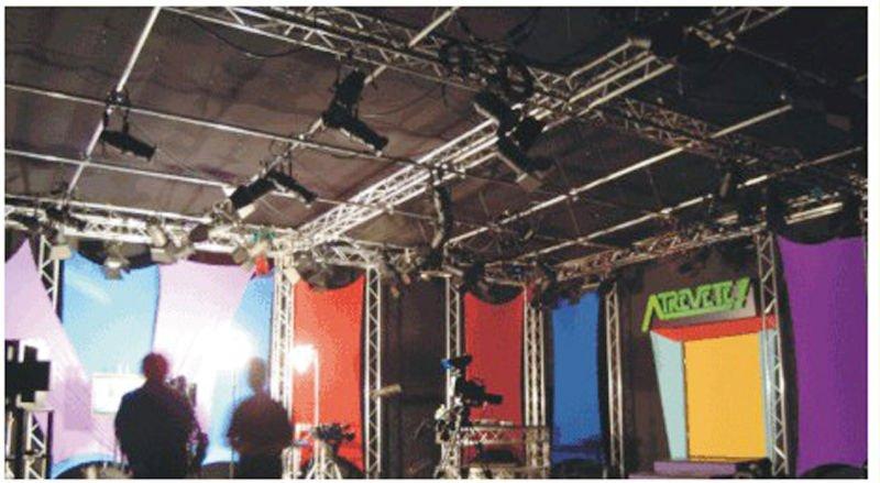 Stage Lighting System Hanging Alumonium Truss Buy