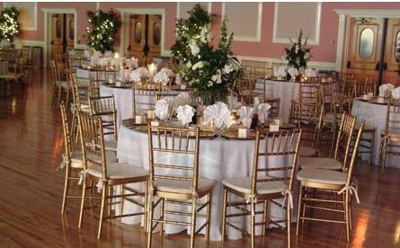 Whole Wooden Wedding Chivari Chair