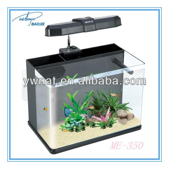 2014 Faction Desain Joyful Rumah Led Akuarium Meja Kantor Mini Akuarium Buy Meja Akuarium Mini Ikan Akuarium Plastik Mini Akuarium Product On