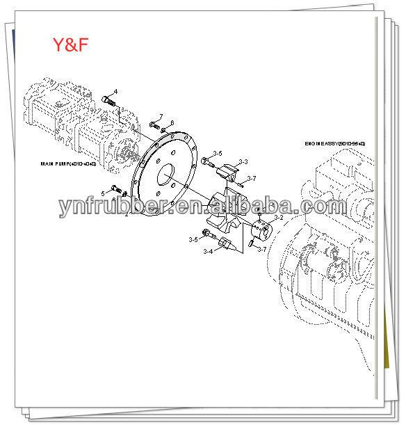 cfa30s coupling 30as rubber coupling flexible rubber coupling for