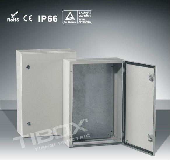 Metal Enclosure Outdoor Metal Electric Meter Box Steel Box