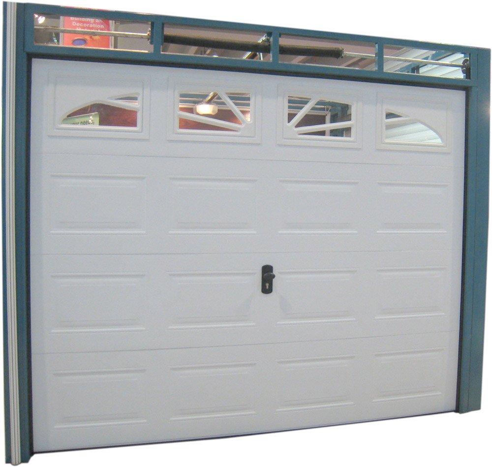 Automatic home garage door garage door glass garage door for 0verhead door