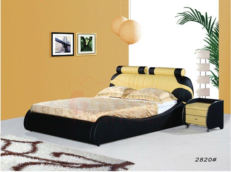 Korean Fashion Bed Modern Furniture For Sale O2821white Buy