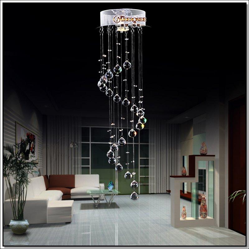 meerosee special design crystal lights lampen online md3037 buy lampen online track light cdm. Black Bedroom Furniture Sets. Home Design Ideas