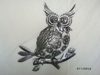 Metal Owl Wall Decor metal owl wall decor - buy metal owl wall decor,metal owl wall