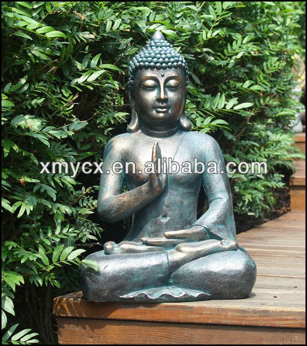Figura De Buda De Resina Grande Para Decoración De Jardín Buy Buda Resina Buda Para La Decoración Del Jardín Product On Alibaba Com