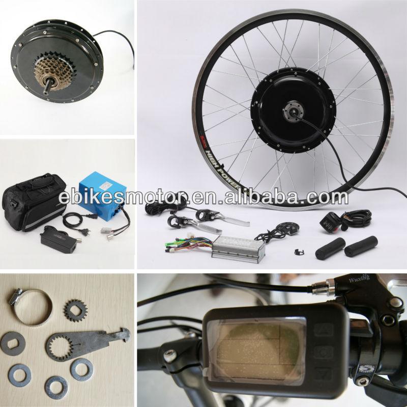 Diy 36v 500w Conversion Kit Electric Kickbike