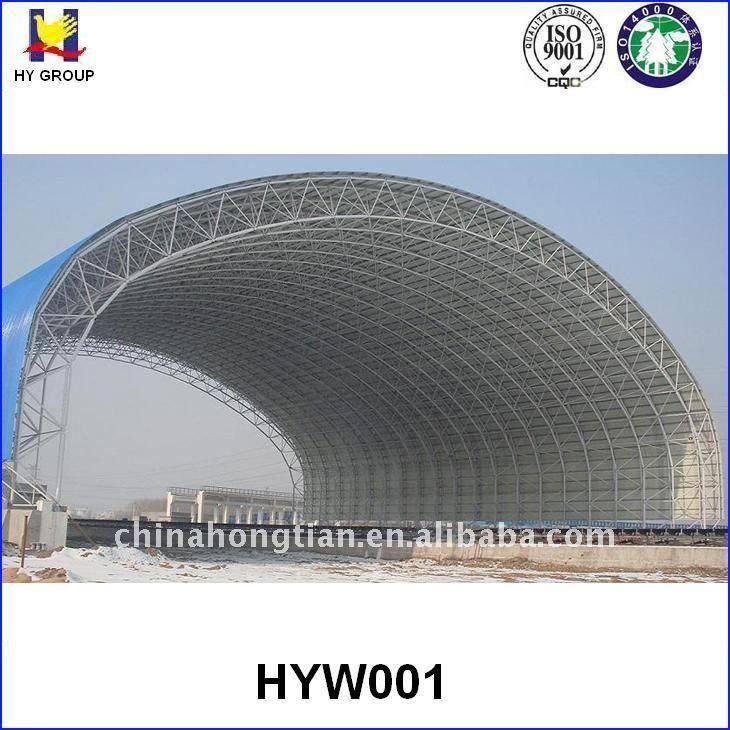 Large Span Steel Space Frame View Steel Space Frame Hy