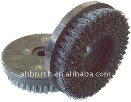Custom Abrasive Nylon Disc Brush 77