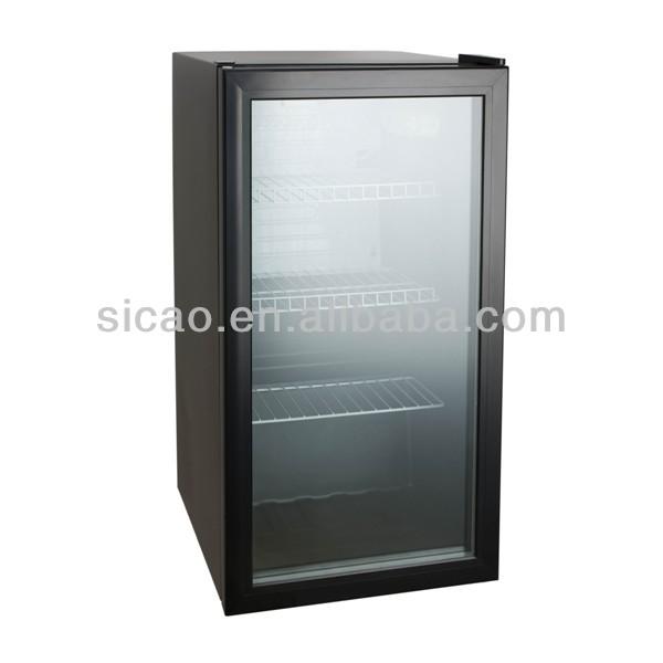 Price Mini Refrigerator 95l Display Fridge Commercial