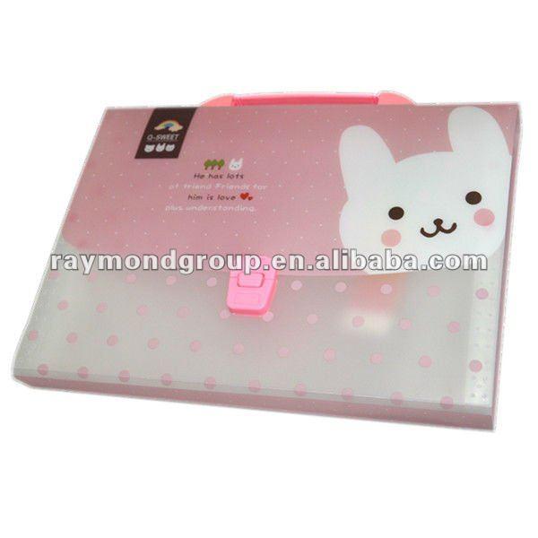 decorative handmade design paper file folder