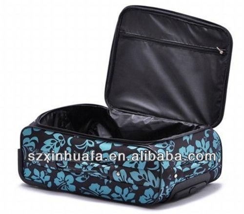 travel trolley luggage bag,travel bag on wheels, trolley travel bag