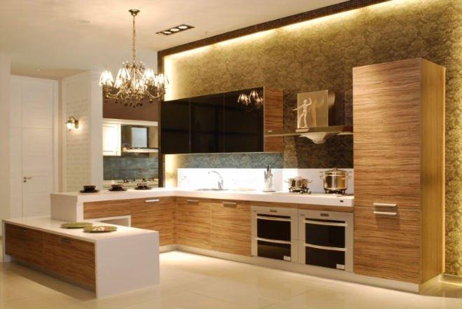 Modern Indian Kitchen Design Pictures