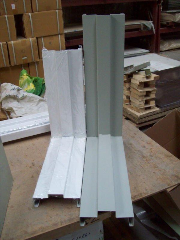 Galvanized Steel Door Frame Knock Down Door Frame Buy