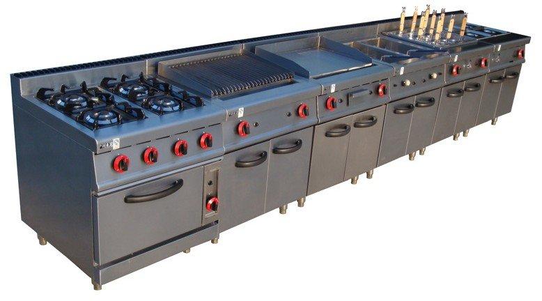 Unique Restaurant Kitchen Oven With Gas Range Hotel Inside - Restaurant kitchen equipment