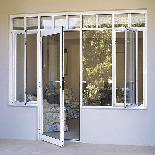 Soundproof Aluminum Balcony French Doorsexterior French Doors