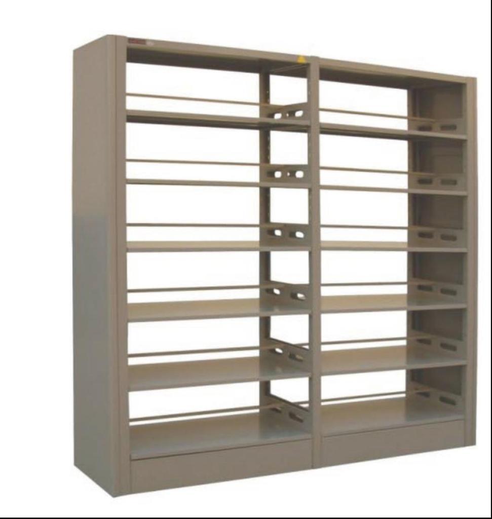 Colonne In Ferro Battuto Libreria Utilizzata Scaffalature Metallo ...