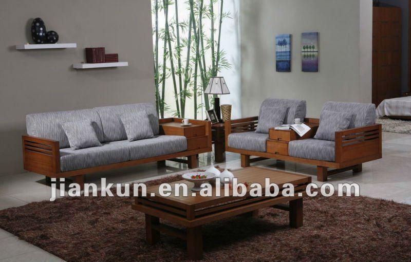 lista de marcas de muebles muebles de madera sof conjuntos de sala de estar