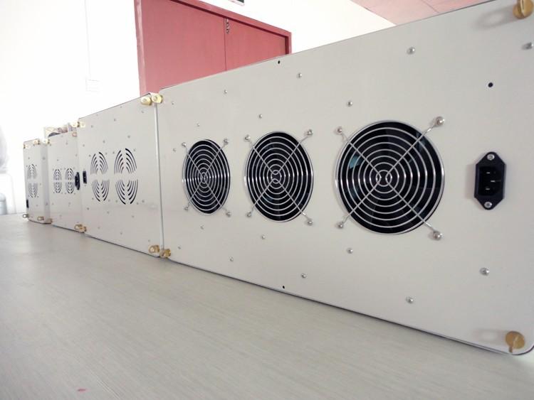 משולב חדש צ ' יפס לגדול אור 630nm אדום+כחול 460nm 300W G3 PRO SERIES 6*50W COB LED חם מכירת 2 שנים אחריות