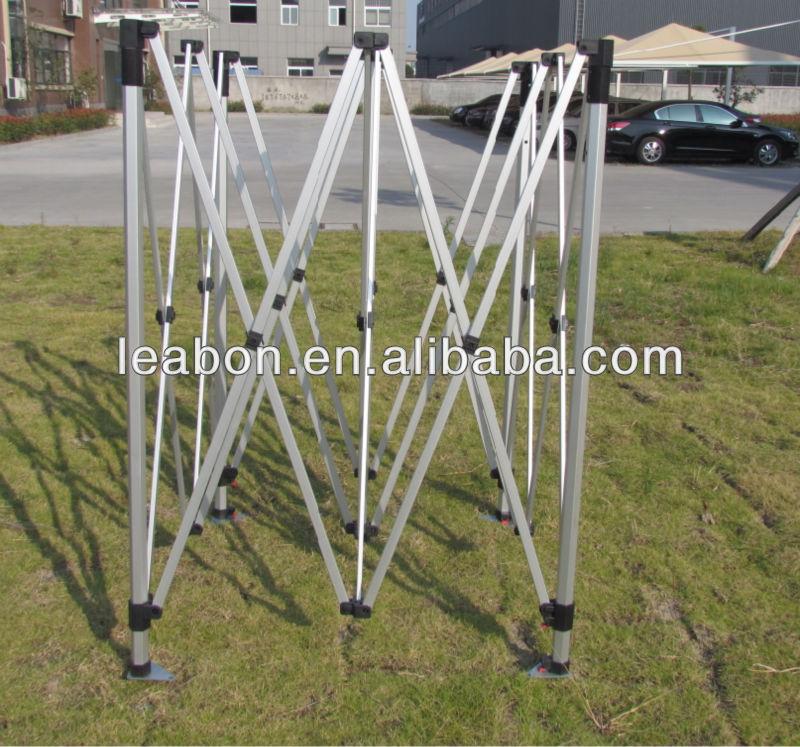 Aluminum Folding Gazebo : Aluminum frame and pvc pu coating portable tent buy