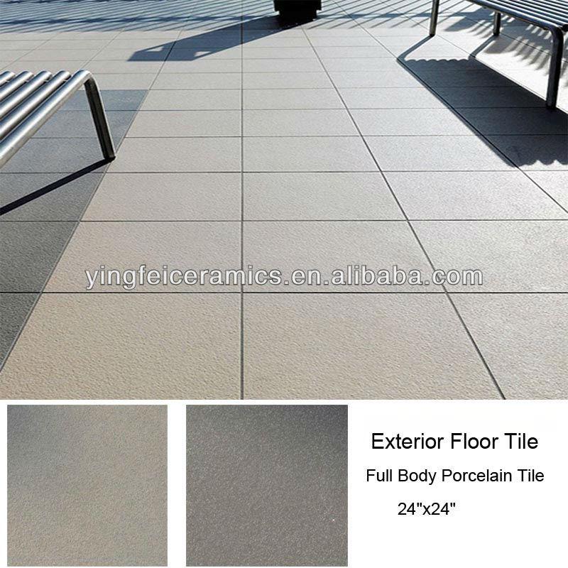 300x300mm 12x12 Nonslip Exterior Floor Tile Factory Suppliers