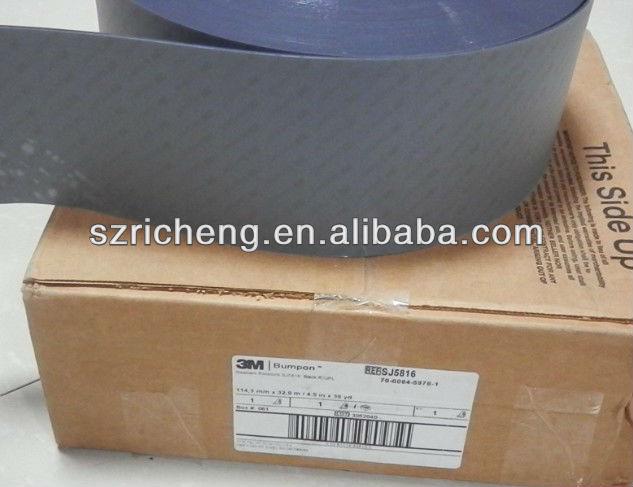 3m Bumpon Resilient Roll Stock Black 3m Rubber Tape Sj5808 Sj5816 ...