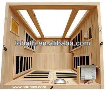 Como construir una sauna finest saunas finlandesas with - Como hacer una sauna ...