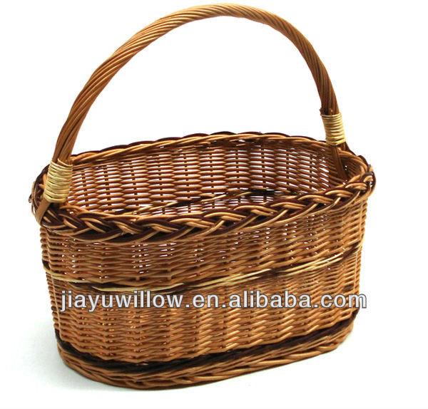Buy Coniston Wicker Storage Basket: Cheap Wicker Easter Baskets Wholesale