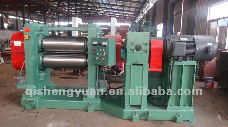 Calendar Sheet Rubber : Rubber sheet sticking machine china products making