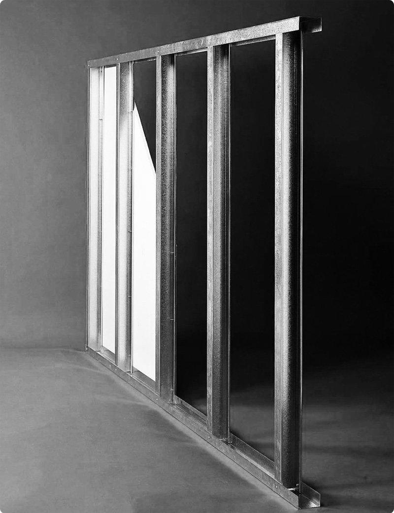 Furred Ceiling Drywall Walls : Drywall furring channel stud track buy ceiling