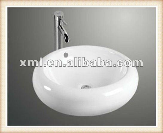 201 Hot Design Bathroom Ceramic Dining Room Wash Basin