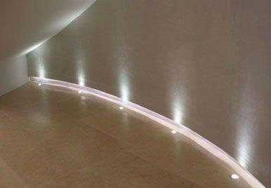 Ip54 Recessed Led Floor Light Super Slim 9mm Only Sc B101a