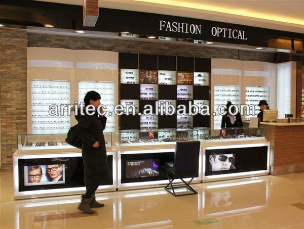 Supply sunglasses shop display optical shop interior for Optical store designs interior