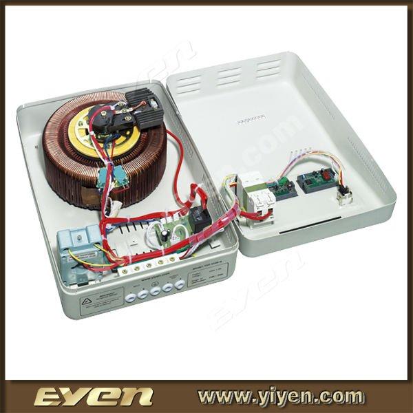 Eyen Single Phase Automatic Voltage Stabilizer Mount Servo