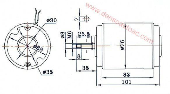 Mando Condenser Lnf2501 For Daewoo Bus Air Conditioner Parts - Buy