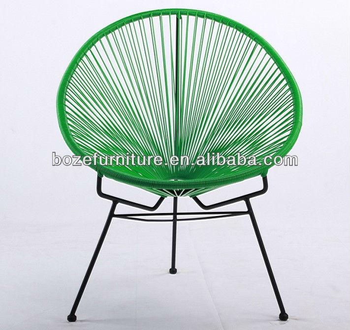 Superieur Outdoor Furniture Rocking Chair / Steel Rattan Chair Garden Furniture