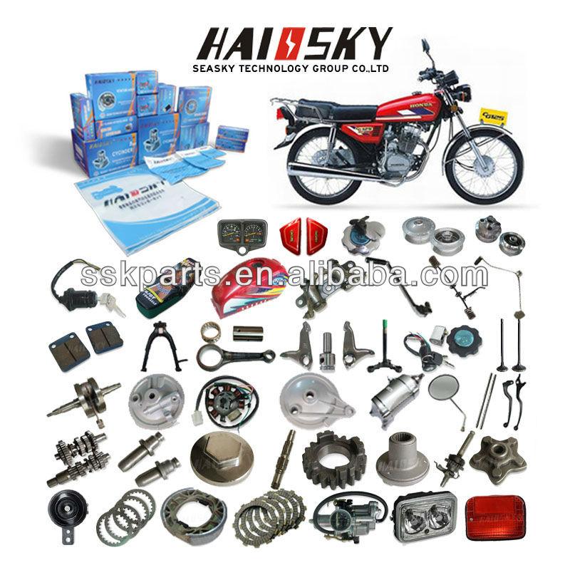HAISSKY motorcycle engine parts CG125 motorcycle magneto rotor ...