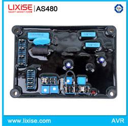 generator avr circuit diagram avc63-12b2 basler voltage regulator