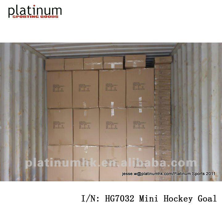 Goal Platinum: Mini Hockey Goal, View Hockey Goal, Platinum Product