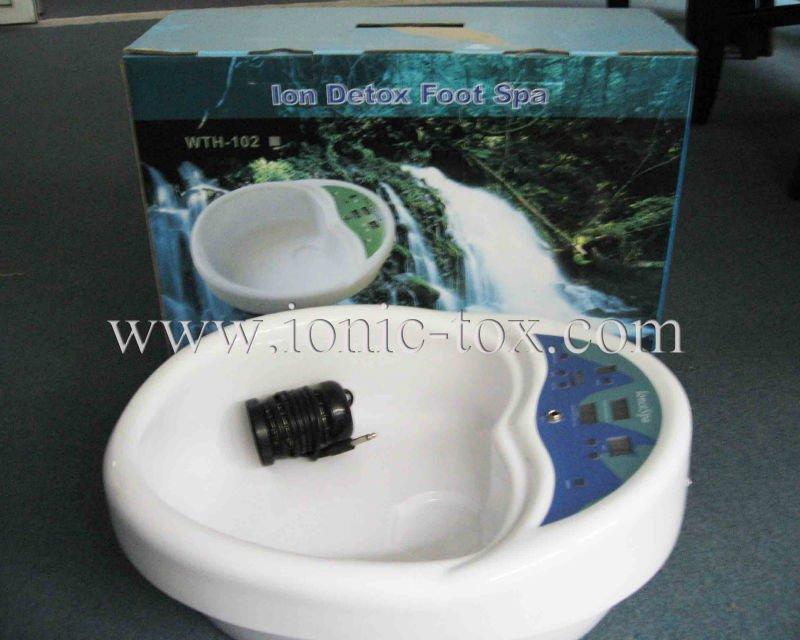 Aqua Detox Foot Bath Wth-101 Enhances Your Body's Ability To ...